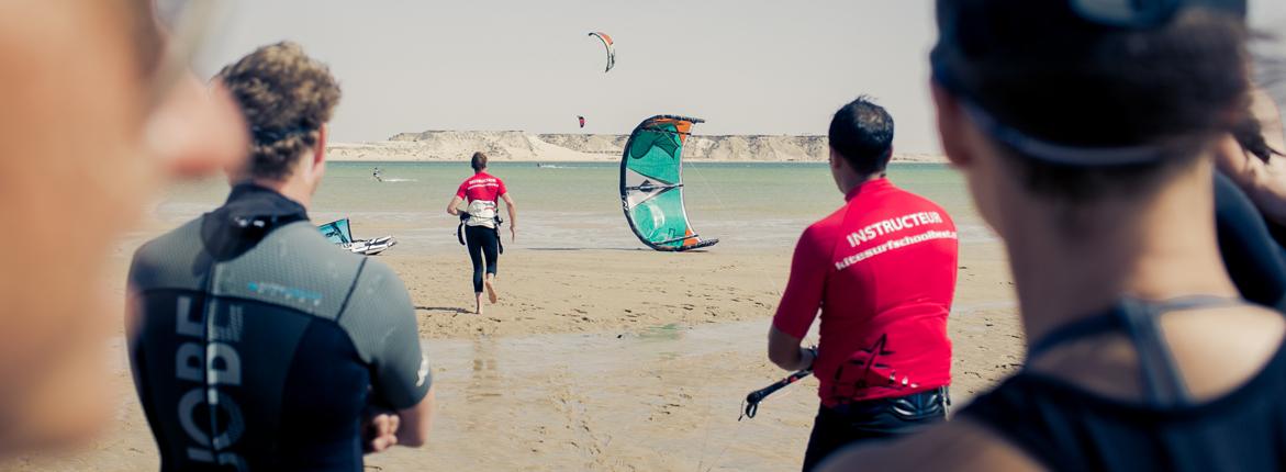 Kitesurf reis Dahkla